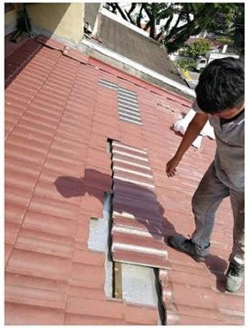 Roof Leaking Repair Specialist In Petaling Jaya Malaysia Roofing Man